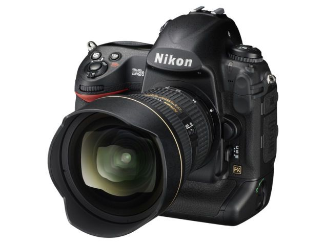 Nikon D3s DSLR Has Night Vision With 102,400 ISO (Yes, You Read ...