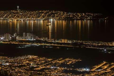 Bahia de Coquimbo,IV region ,Chile.