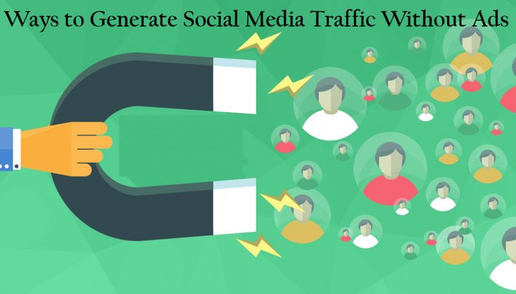 10 Ways to Generate Social Media Traffic Without Ads:  We have listed 10 ways in this article through which you can give a boost to your social media traffic. #searchengineoptimization  #webdesign  #socialmediamarketing  #internetmarketing