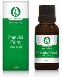 Kiwiherb Manuka Paint Help your nails look healthy again!