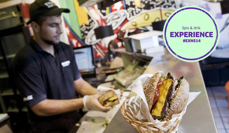 30 års erfaring med levering af mad med høj kvalitet. Friske råvarer leveret hver dag. Anbefalet af #NSFacebookFan #exNS14 #ByensBurger #SpisOgDrik