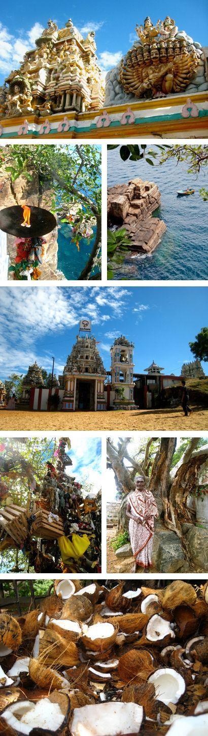 Koneswaram Temple, Trincomalee, Sri Lanka (www.secretlanka.com)