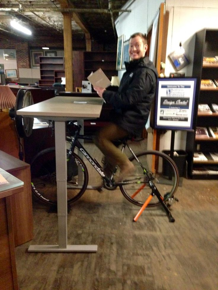 Business Furniture Warehouse, Nashvilleu0027s Largest New And Used Office  Furniture Dealer Including Bfw Bike Desk.