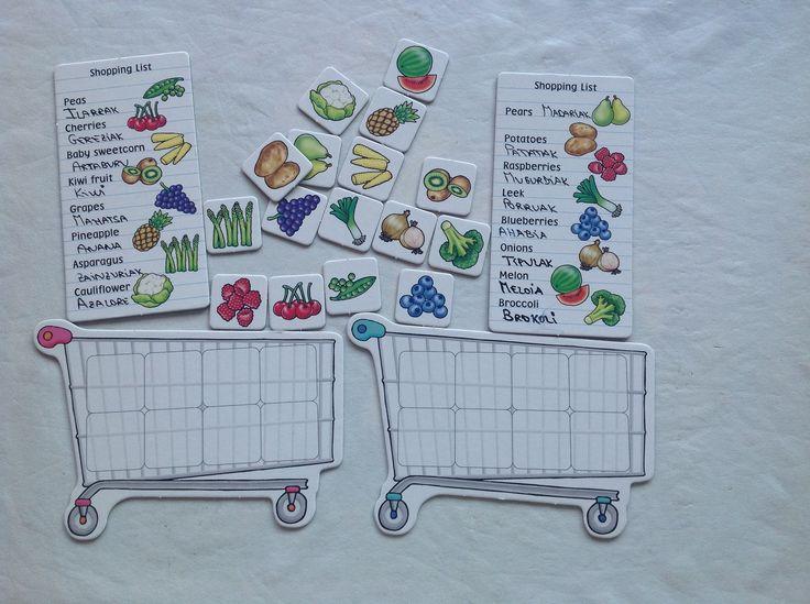 Lista de compra y carritos