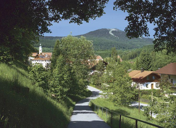 Bayerisch Eisenstein and Arber Mountain
