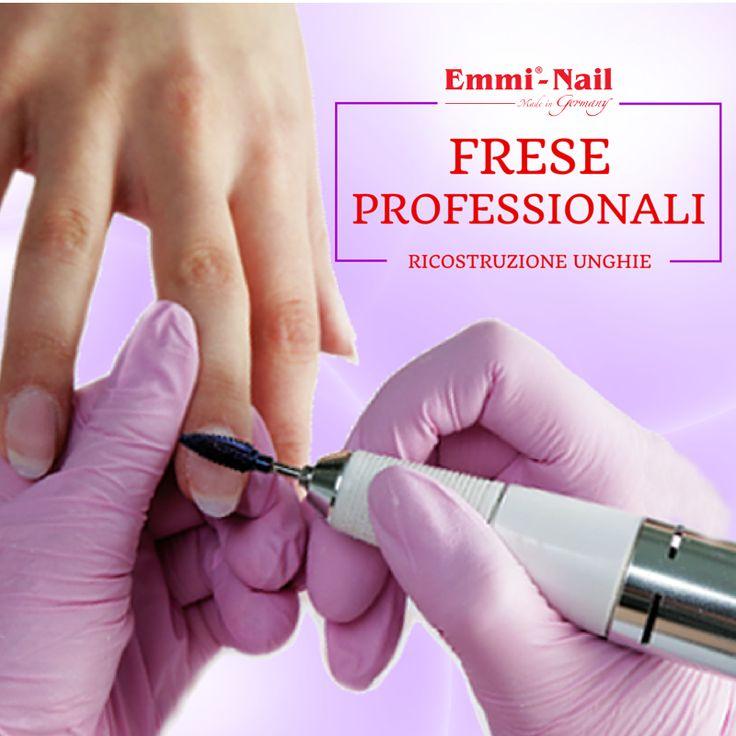 #Frese professionali per #unghie #EmmiNail