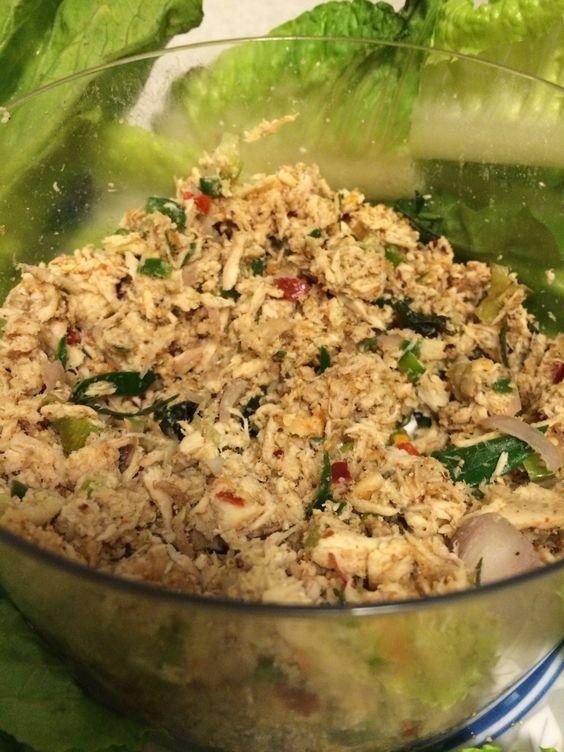79 best laos food images on pinterest laos food laos recipes and larb gai chicken salad forumfinder Gallery