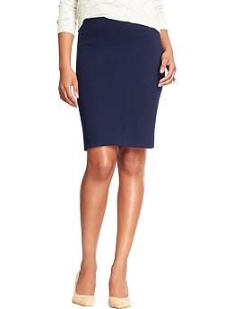 Top 25 ideas about Stretch Pencil Skirt on Pinterest | Knit pencil ...
