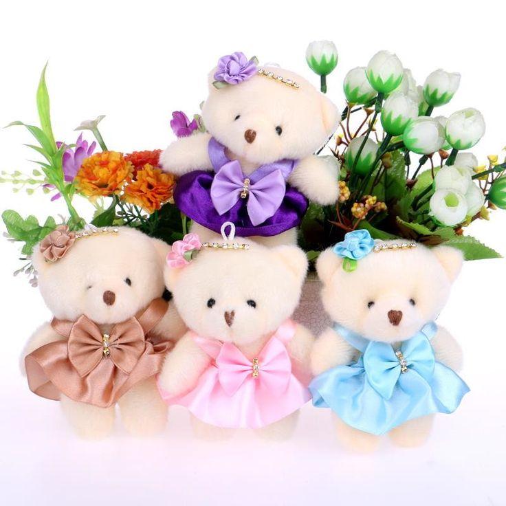 ursinhas e ursinhos de pelúcia para ficar mas lindo e charmosa. <br>10 cm x 5 cm <br>chaveiros
