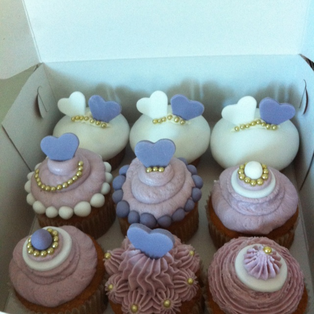 Cupcakes for Maria!!!
