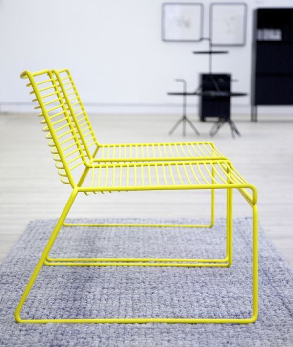 the hee lounge chair designed by hee welling in is quickly becoming an