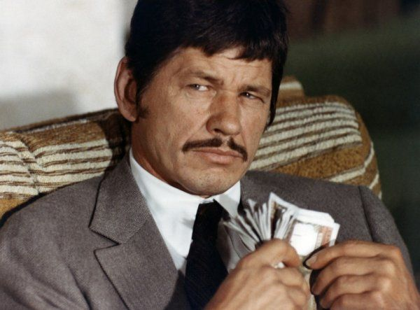 Charles Bronson (born Charles Dennis Buchinsky ; November 3, 1921 – August 30, 2003) was an American film and television actor. Description from tuyulemon.com. I searched for this on bing.com/images