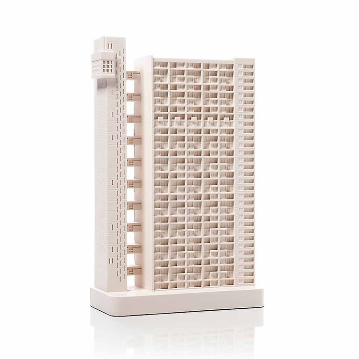 Chisel & Mouse Trellick Tower Model