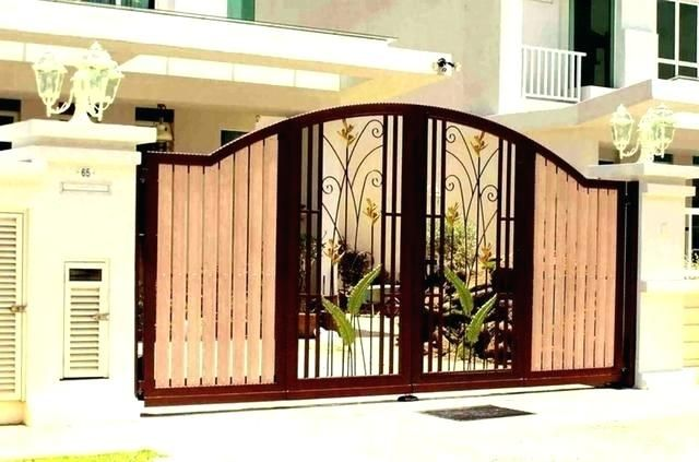 Fromthearmchair Best 50 Main Gate Design For House In India Home Gate Design House Gate Design Main Gate Design