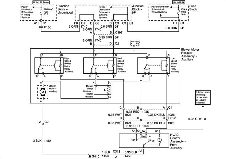 Image result for 2004 chevy silverado ac schematic diagram