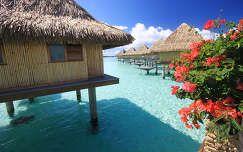 Francia Polinézia, Bora Bora.
