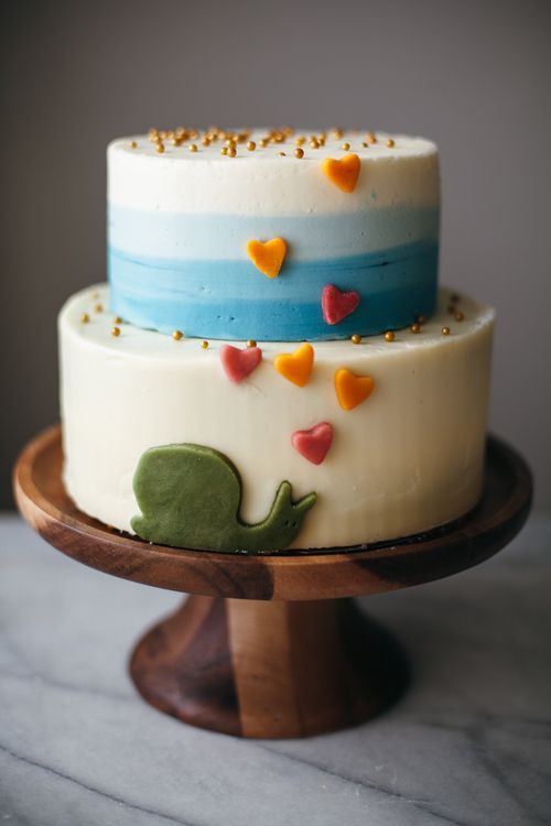 Cake Decorating Techniques Ideas : 17 Best images about party time on Pinterest Polka dot ...
