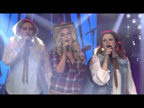 Tähdet, Tähdet Live4 - Krista Sigfrieds: Take me home, country road - YouTube