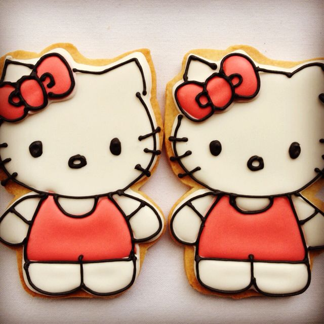 Hello Kitty for Party Snacks