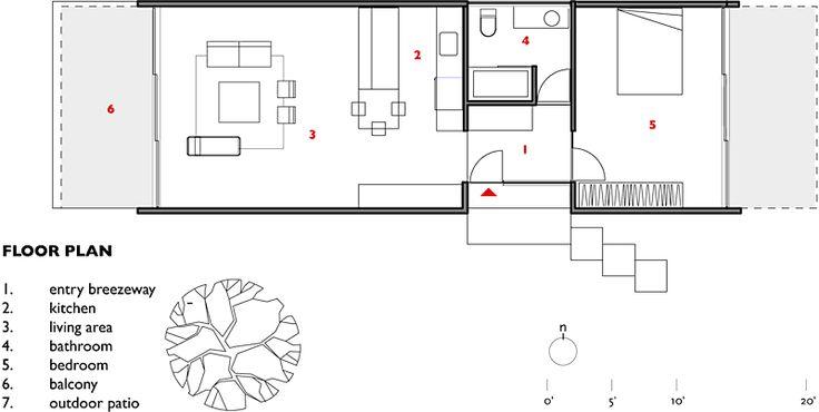 11 best house plans images on pinterest floor plans for Adu plans