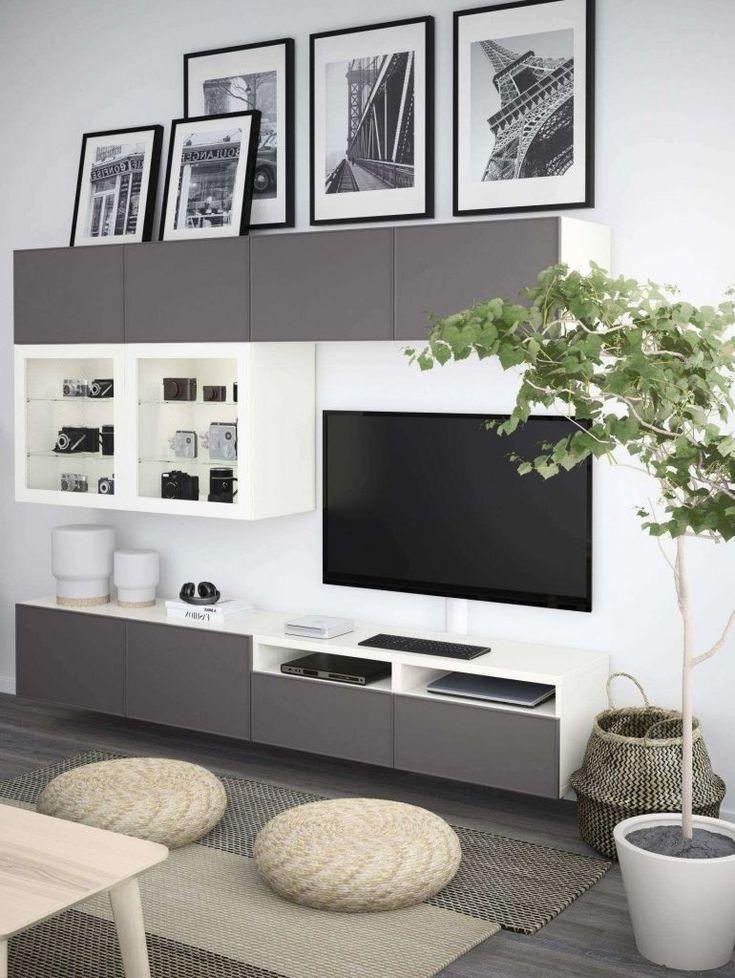 15 Beste Von Ikea Wohnwand Ideen