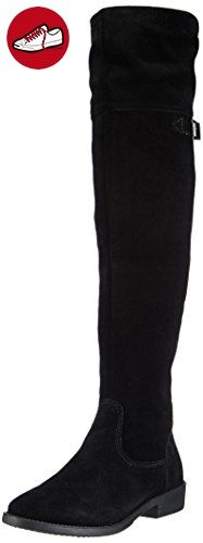 Tamaris 25811, Damen Over-Knee Stiefel, Schwarz (Black 001), 36 EU (3.5 Damen UK) - Tamaris schuhe (*Partner-Link)