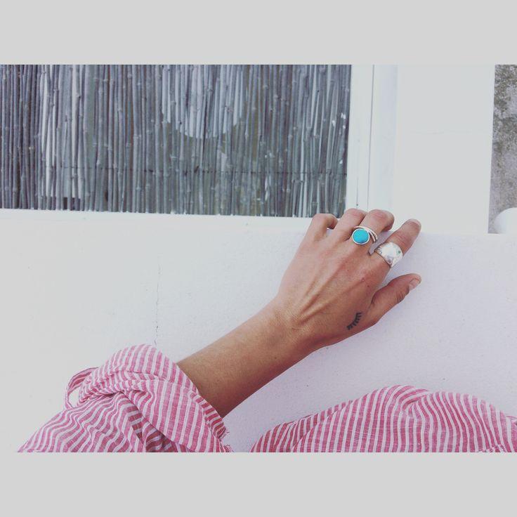 Silver rings nasilia jewelry
