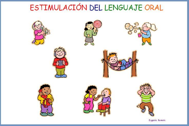 Recopilación de actividades para estimular el lenguaje oral - Atendiendo Necesidades