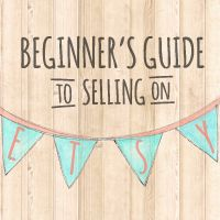 Beginner's guide to selling on Etsy
