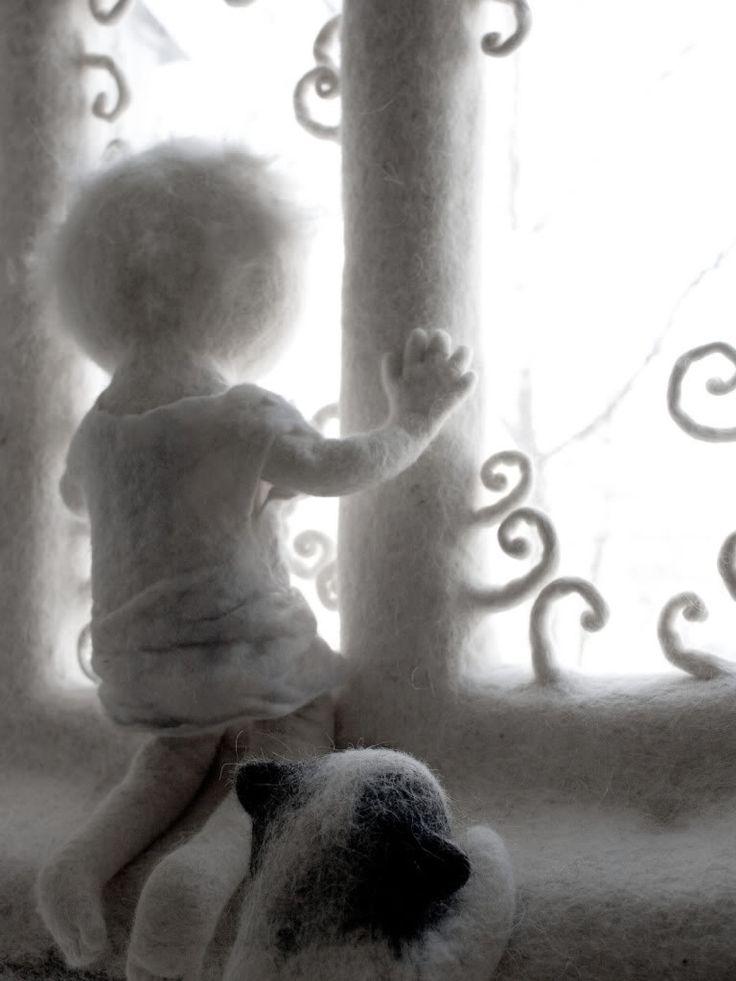 С добротой и любовью, теплом и мягкостью… Куклы Ирины Андреевой. | Наслаждение творчеством