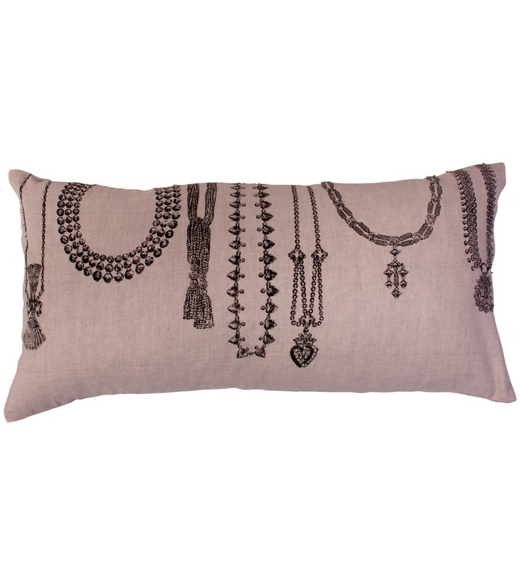 Necklace Cushion - 30cm x 60cm - Cushions