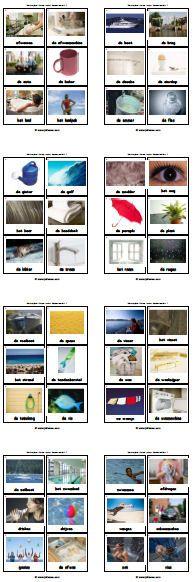 Woordenschat -> woordkaarten