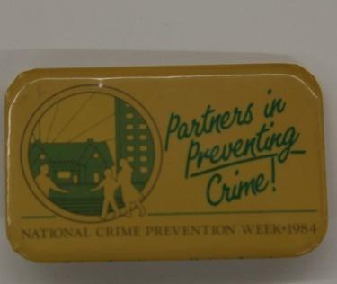 Partners in Preventing Crime | saskhistoryonline.ca