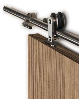Projeto 150 designer sliding door gear for timber doors
