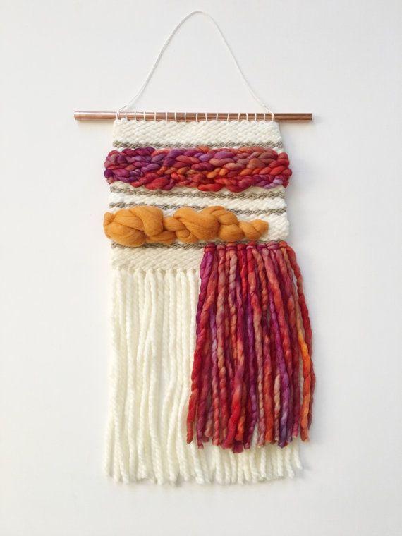 Woven Wall Hanging Wall Art Weaving Weven