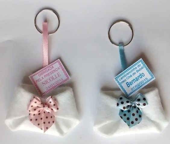 Dicas de lembrancinhas de nascimento baratas - http://www.bebeconforto.net/dicas-lembrancinhas-nascimento-baratas/