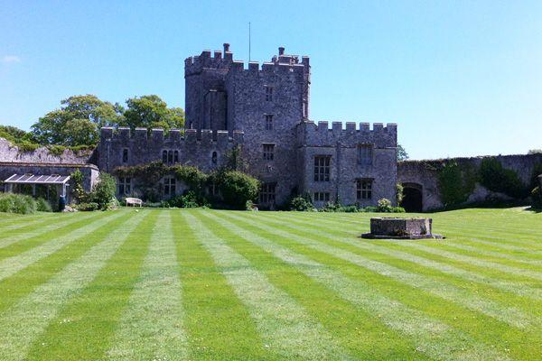 Saltwood Castle Open Garden #Hythe #Kent