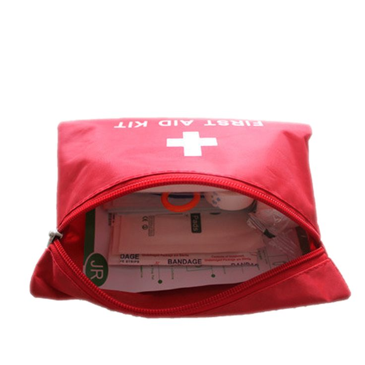 First-aid kit Essential Household Kits Outdoor Tourism Hiking Camping Survival First-aid kit aid Contains 11 kinds