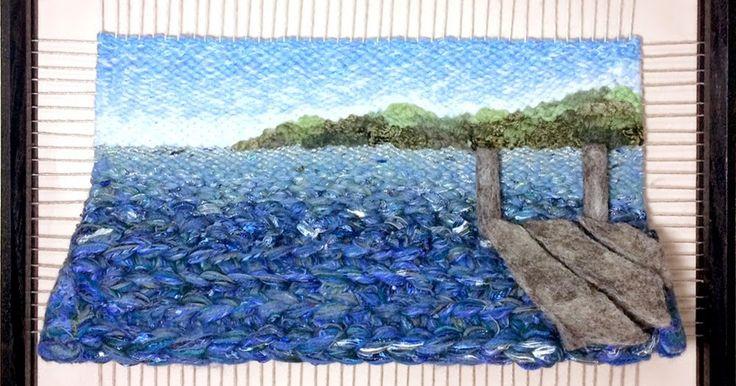 A blog about creating fiber art