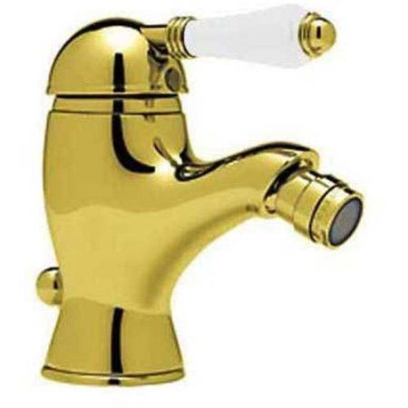 Rohl A3403 Country Bath Bidet Faucet, Available in Various Colors, Gold