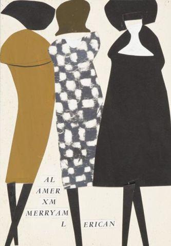 By Lora Lamm (born 1928), 1959, La Rinascente, Mailand, IT. (I)