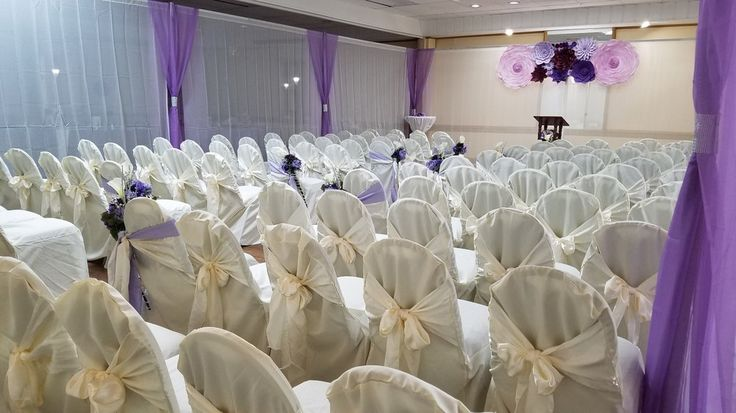 Photo of Golden Green Hotel - Charlotte, NC, United States. Wedding Reception at the Golden Green Hotel Banquet Room.