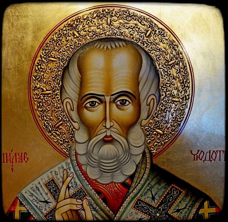 Свети Николай Чудотворец - full screen