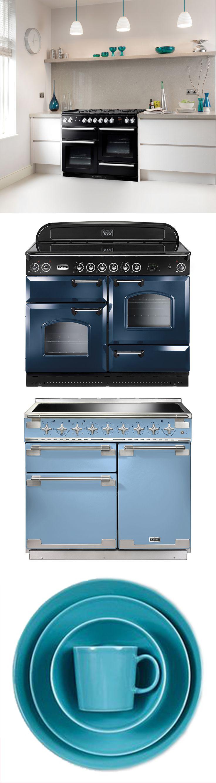 Blauwtje lopen in de keuken... Welke kleur blauw past bij jou?