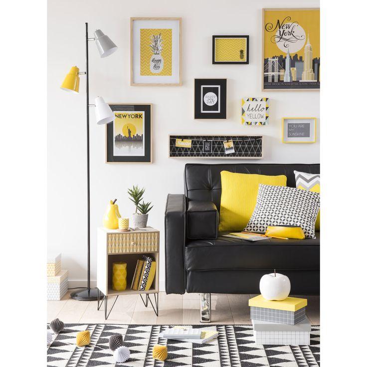 les 99 meilleures images du tableau votre style maisons du monde sur pinterest chambres. Black Bedroom Furniture Sets. Home Design Ideas