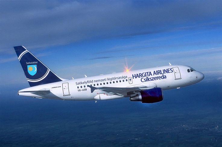 Szekler Airlines. Transylvania is not Ro-mania!