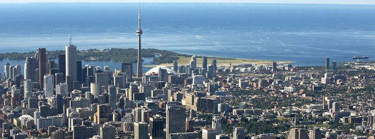 #AerialPhotography of Downtown #Toronto and Lake #Ontario #LakeOntario #AerialPhotographer #Aerial [BP imaging - Bochsler Photo Imaging]