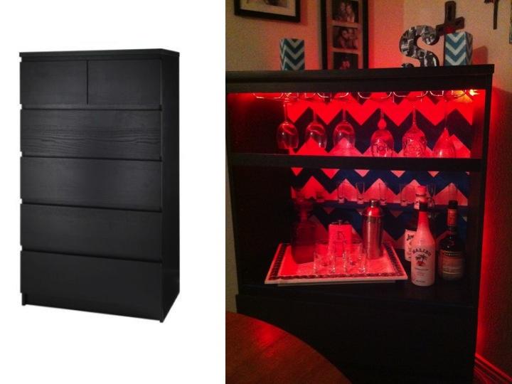 Minibar Kühlschrank Ikea : Besten bar bilder auf ikea hacker holzarbeiten und