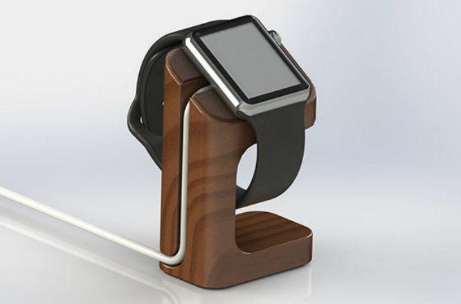 Красивая зарядная станция для Apple Watch - http://things.lifehacker.ru/2014/09/19/krasivaya-zaryadnaya-stanciya-dlya-apple-watch/