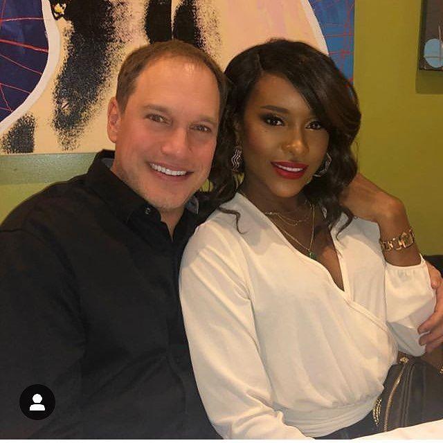 Gorgeous interracial couple #love #wmbw #bwwm #swirl #lovingday